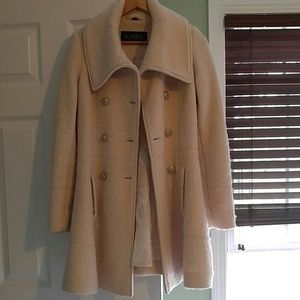 Guess Los Angeles wool coat. Size small